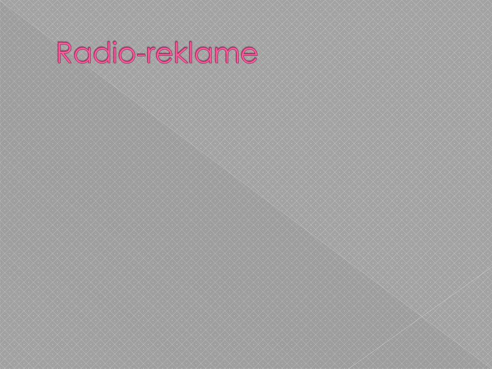 Radio-reklame