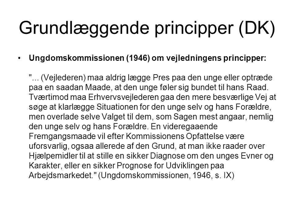 Grundlæggende principper (DK)