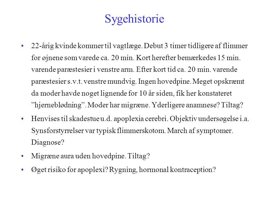 Sygehistorie