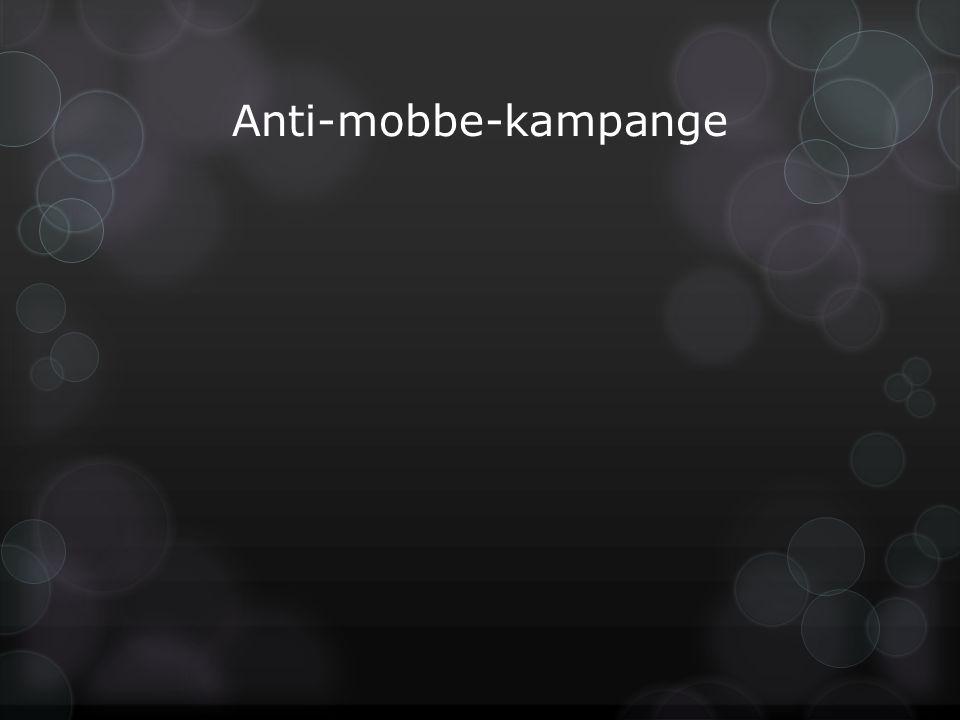 Anti-mobbe-kampange