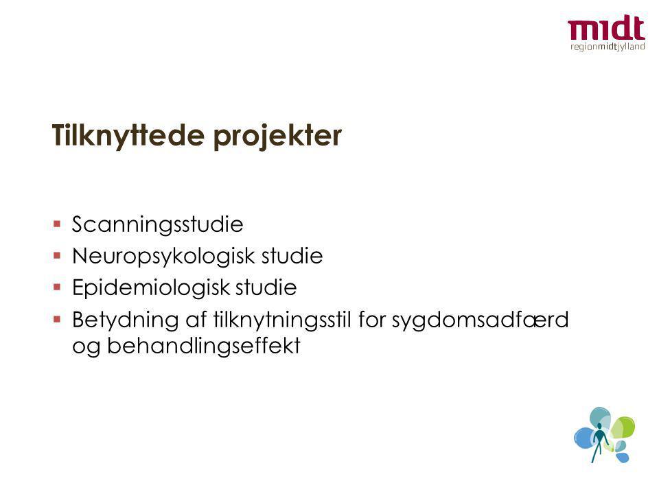 Tilknyttede projekter