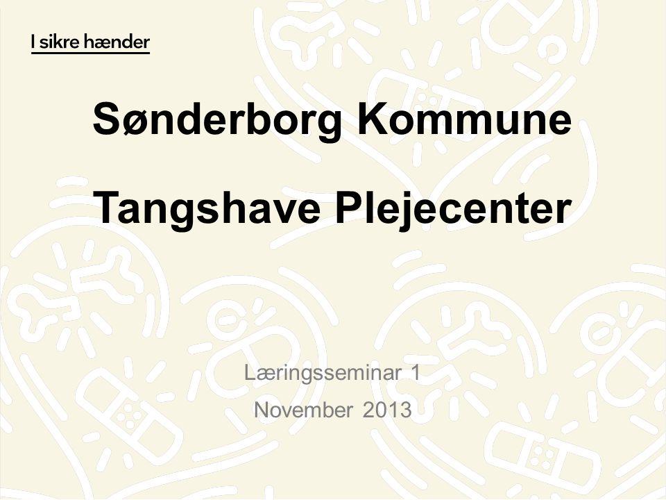Sønderborg Kommune Tangshave Plejecenter