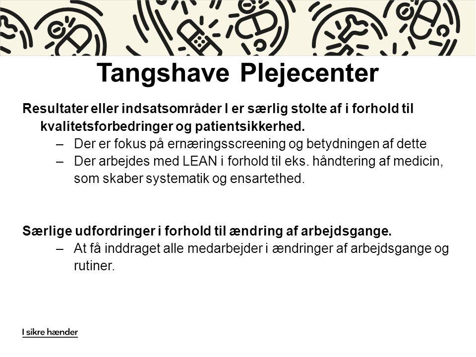 Tangshave Plejecenter