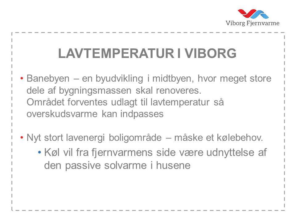 Lavtemperatur i Viborg