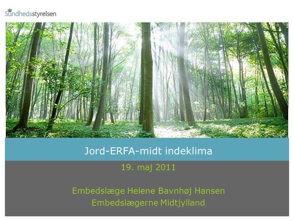 Jord-ERFA-midt indeklima
