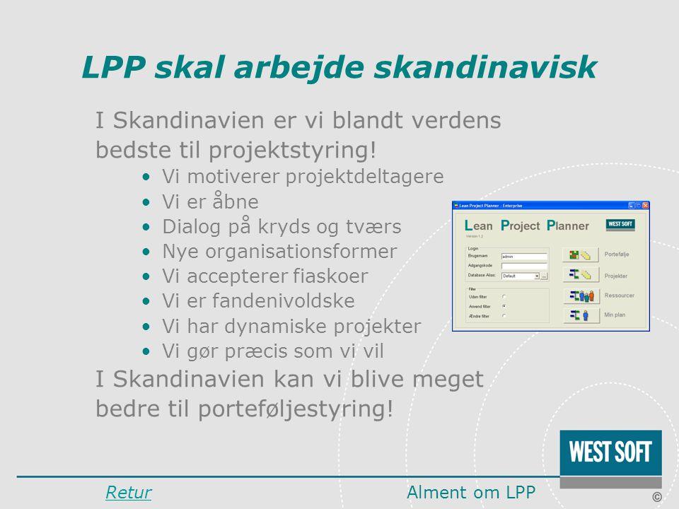 LPP skal arbejde skandinavisk