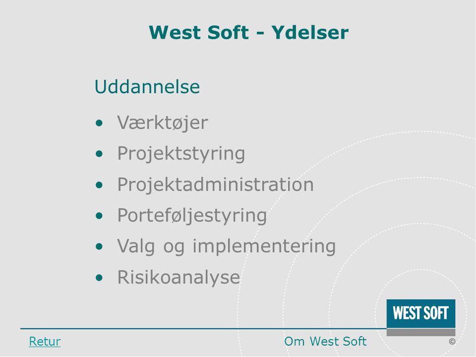 Projektadministration Porteføljestyring Valg og implementering