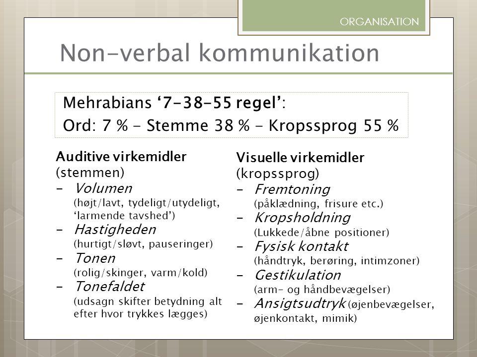FOKUS PÅ KOMMUNIKATION - ppt video online download