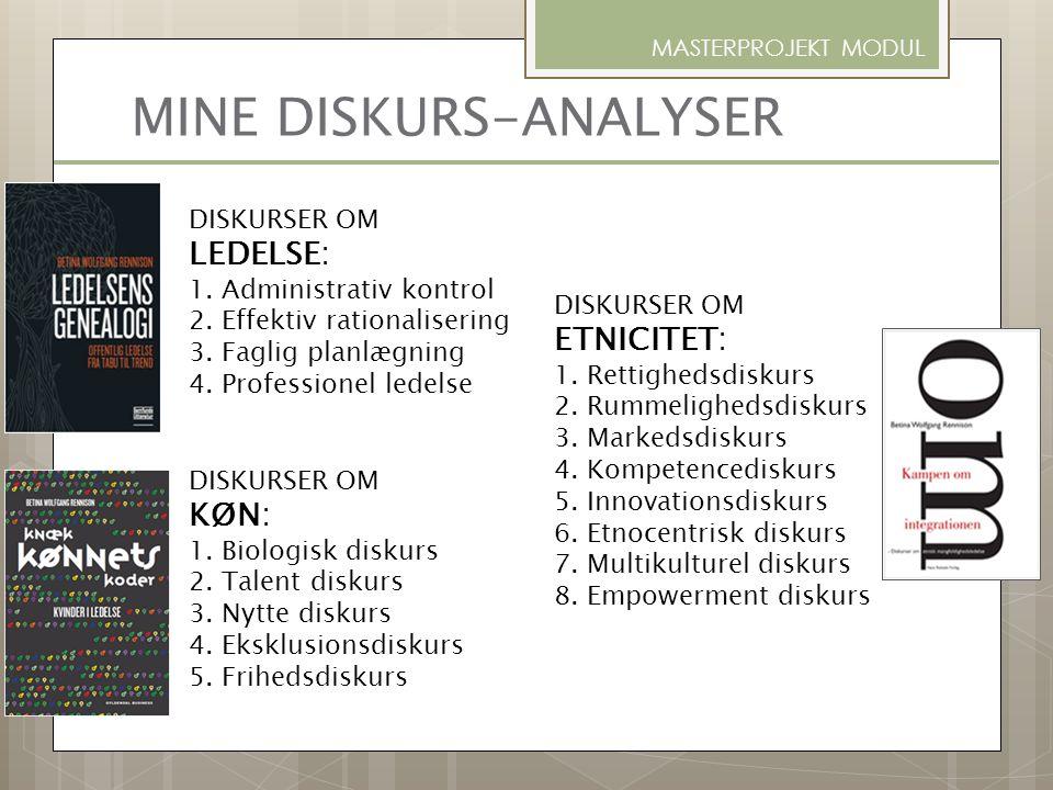 MINE DISKURS-ANALYSER