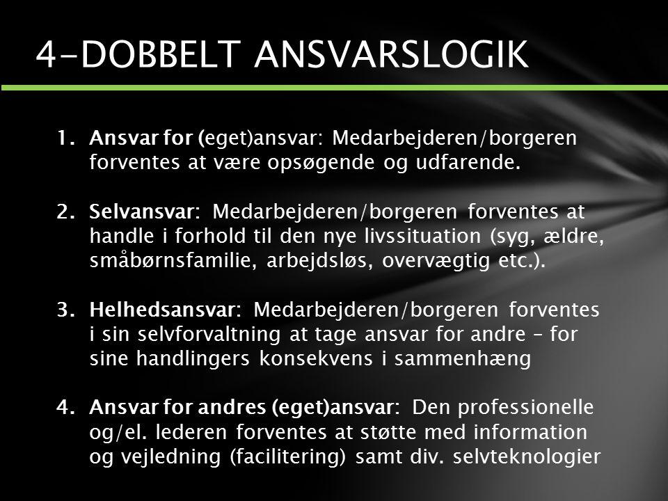 4-DOBBELT ANSVARSLOGIK