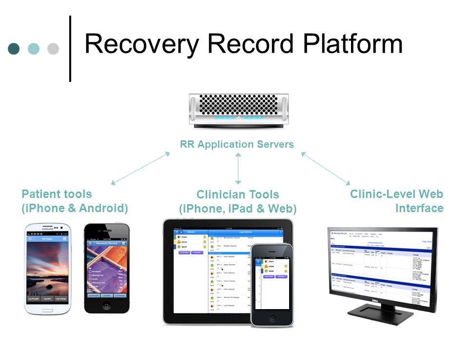 Recovery Record Platform