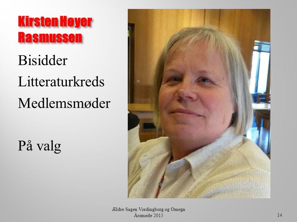 Kirsten Høyer Rasmussen