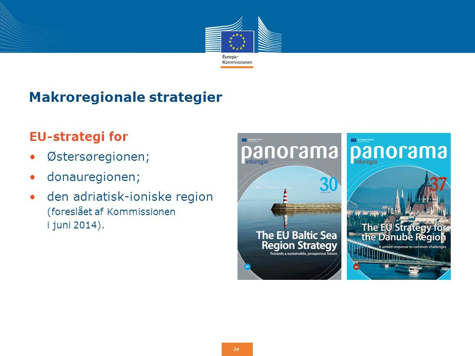 Makroregionale strategier
