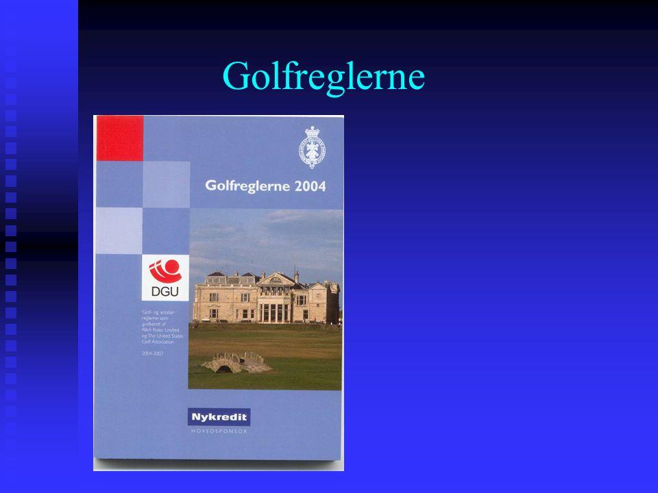 Golfreglerne