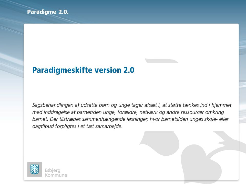 Paradigme 2.0.