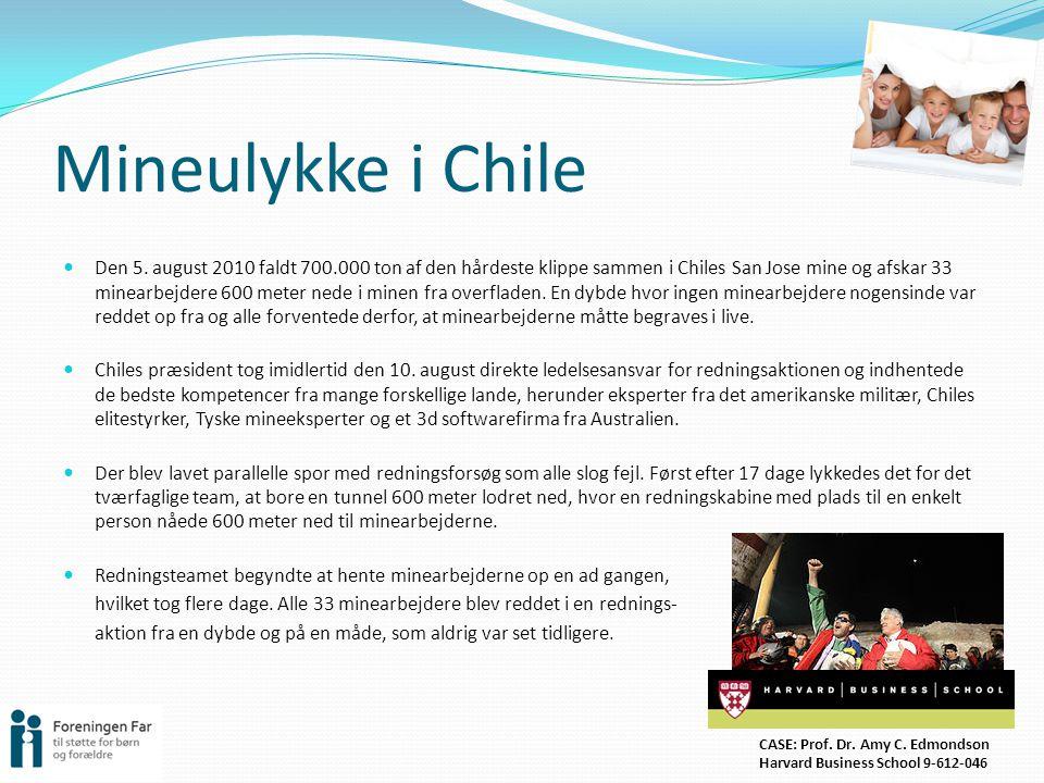Mineulykke i Chile