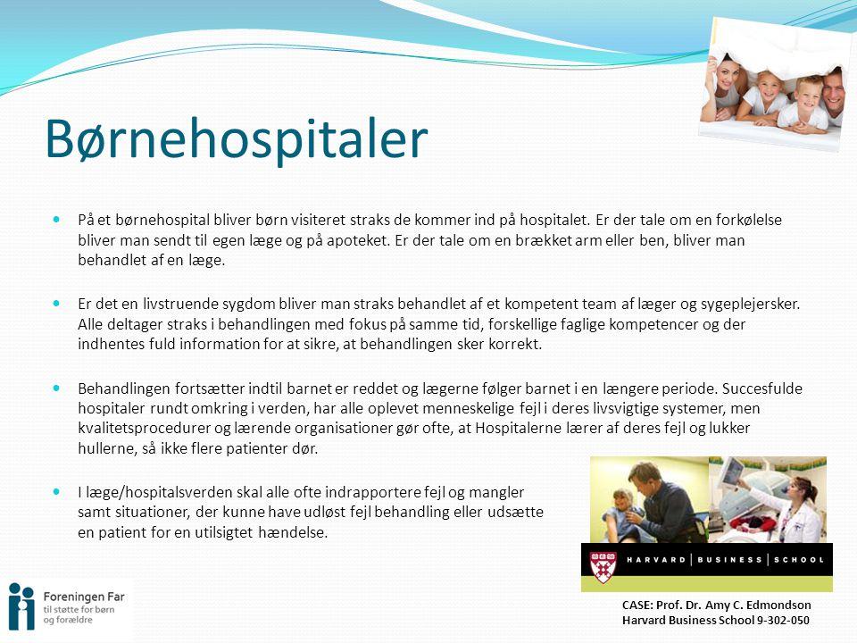Børnehospitaler