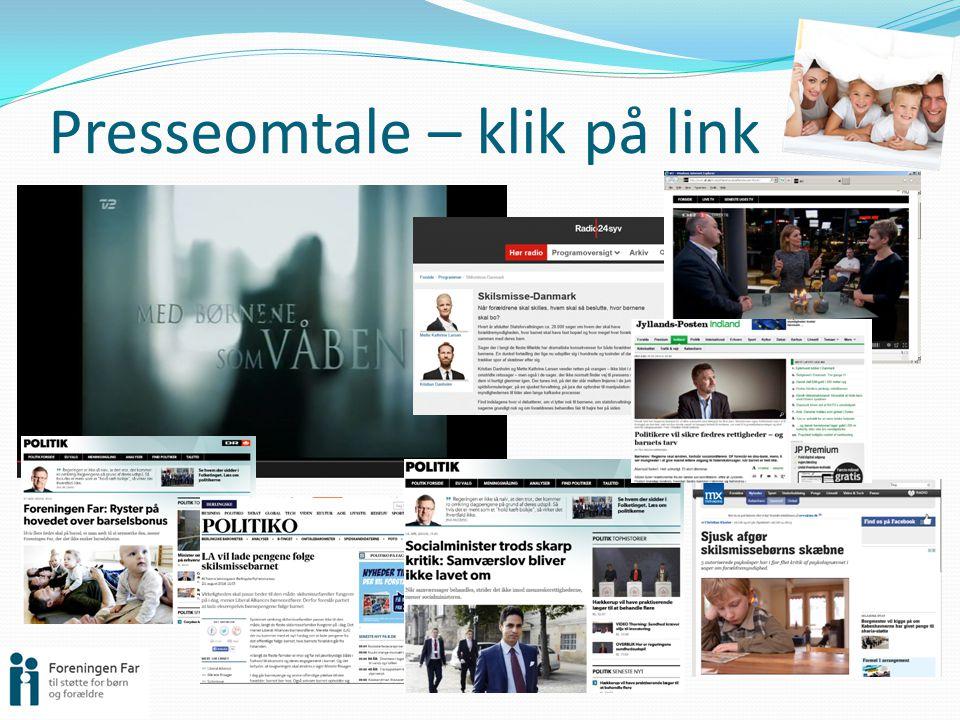 Presseomtale – klik på link