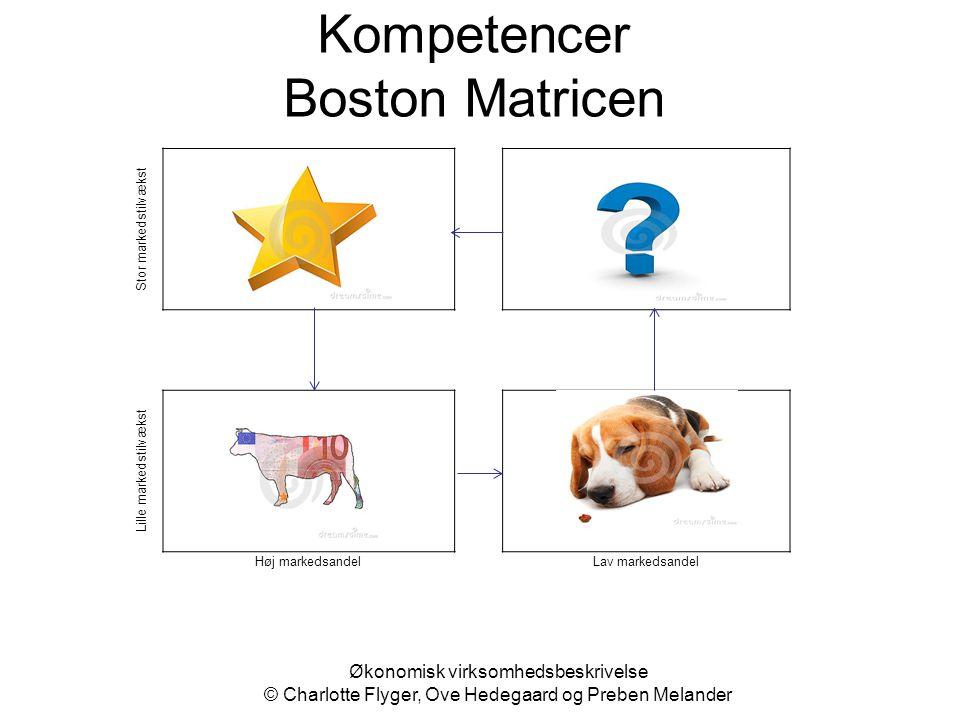 Kompetencer Boston Matricen