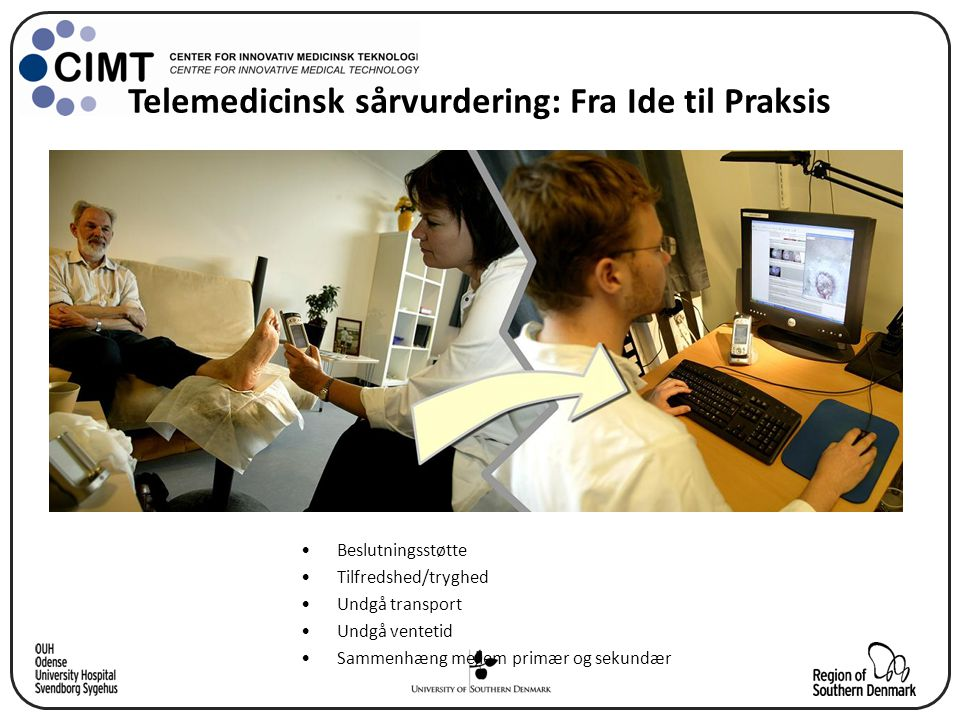 Telemedicinsk sårvurdering: Fra Ide til Praksis