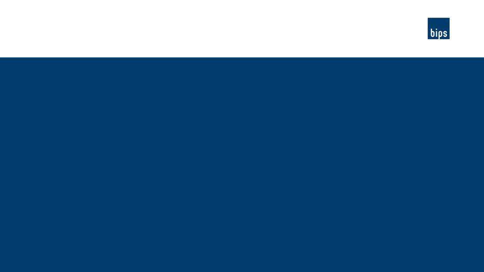 bips IKT-projekt 8. april 2017 Pre-høring for sparringsgrupper