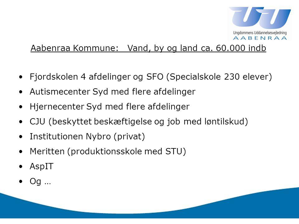 Aabenraa Kommune: Vand, by og land ca. 60.000 indb