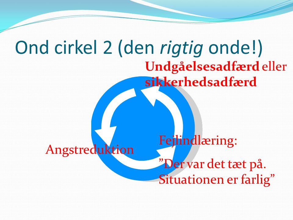 Ond cirkel 2 (den rigtig onde!)
