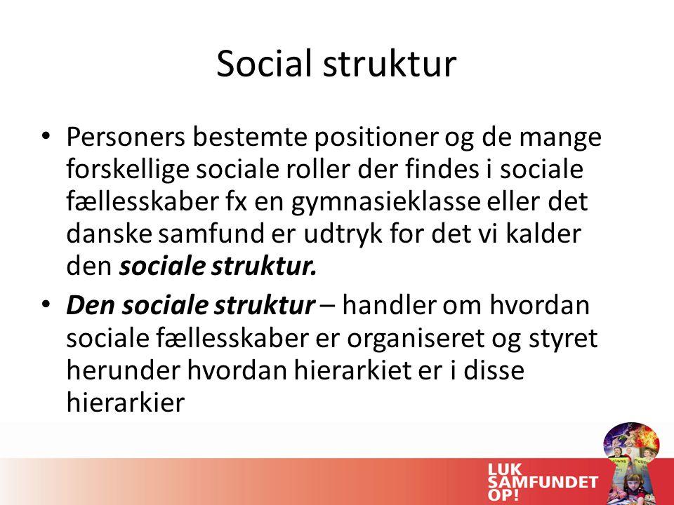 Social struktur