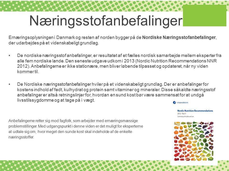 Sund og velsmagende mad Ernæringslære. - ppt download