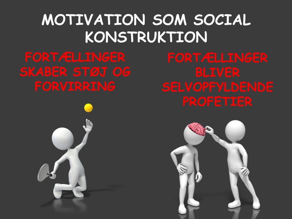 Motivation som social konstruktion