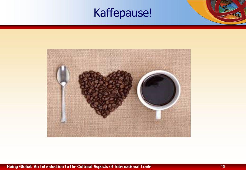 Kaffepause!