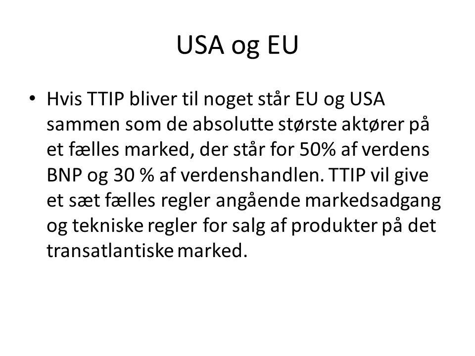 USA og EU