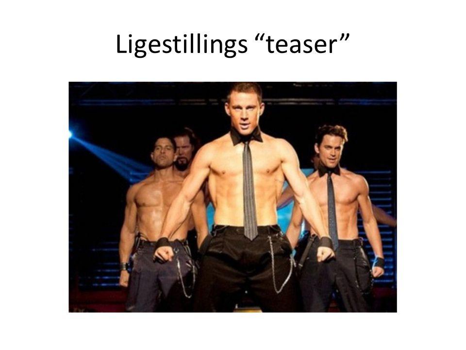 Ligestillings teaser
