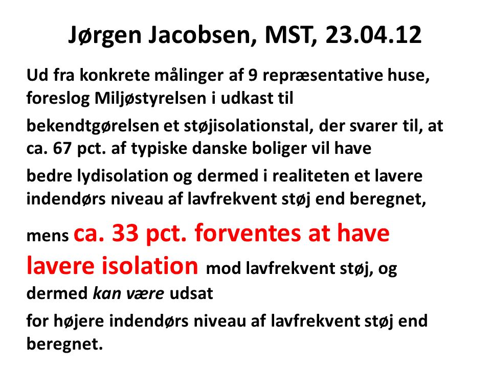 Jørgen Jacobsen, MST, 23.04.12