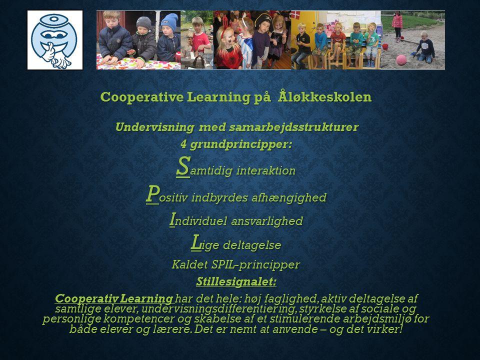 Undervisning med samarbejdsstrukturer