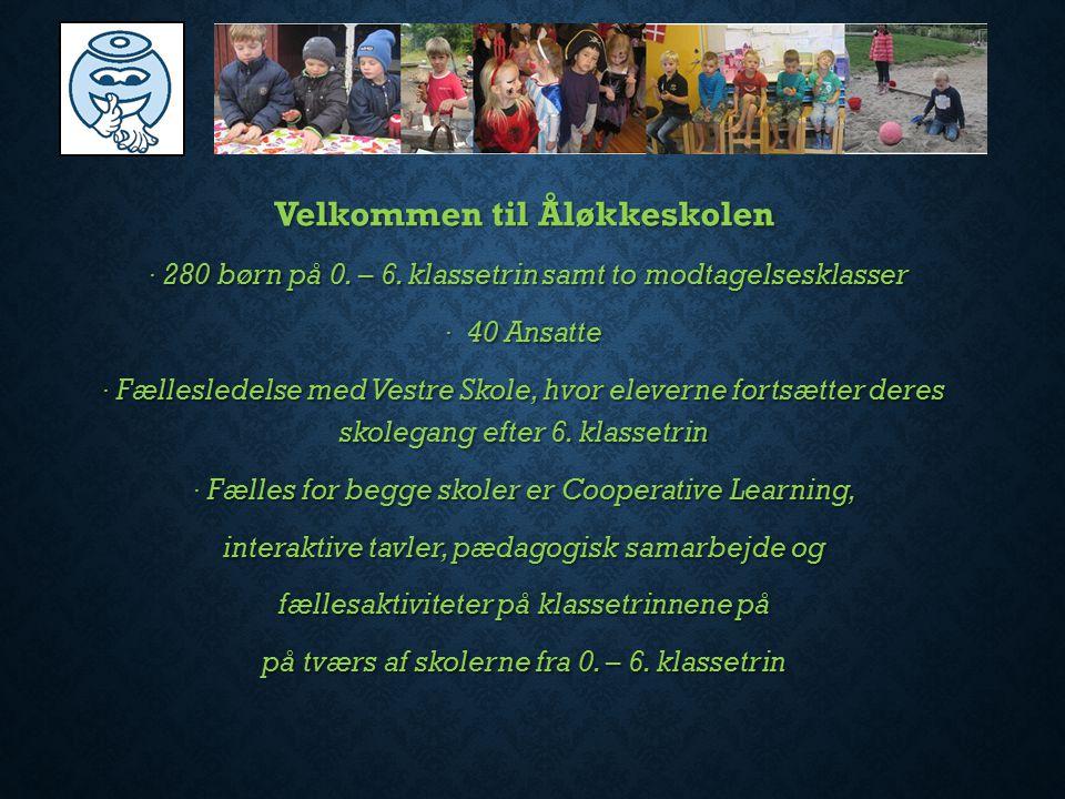 Velkommen til Åløkkeskolen