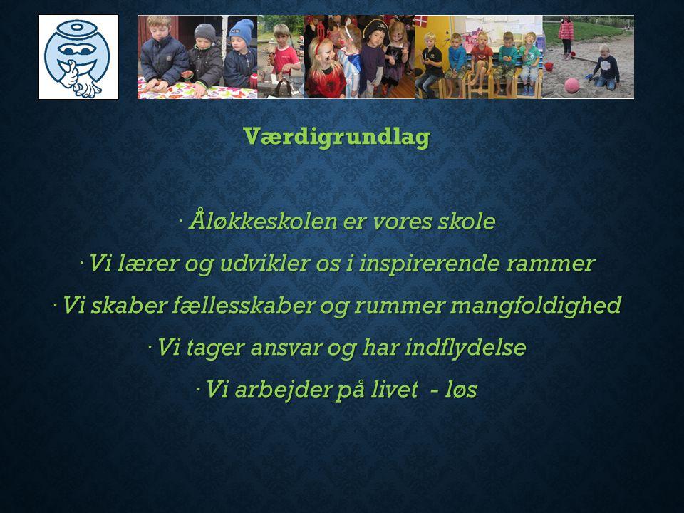 · Åløkkeskolen er vores skole