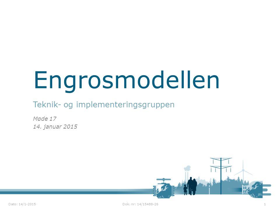 Teknik- og implementeringsgruppen