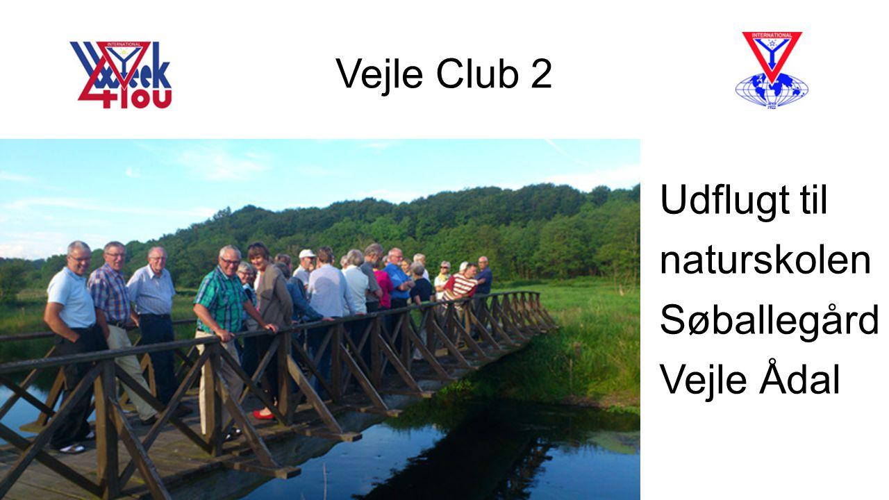 Vejle Club 2 Udflugt til naturskolen Søballegård Vejle Ådal
