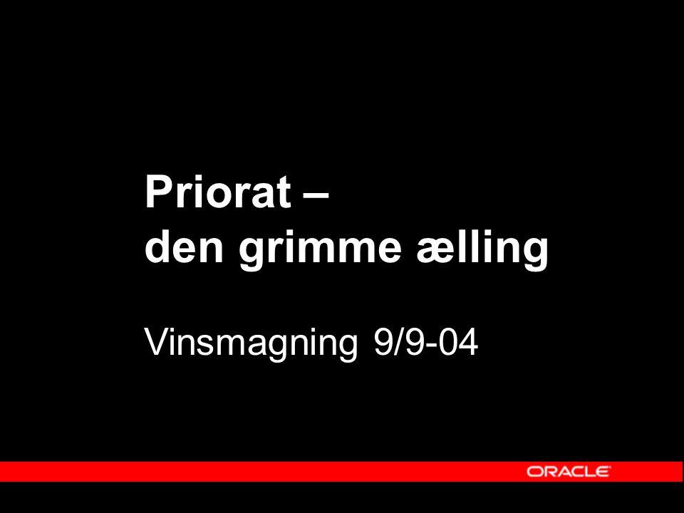 Priorat – den grimme ælling Vinsmagning 9/9-04