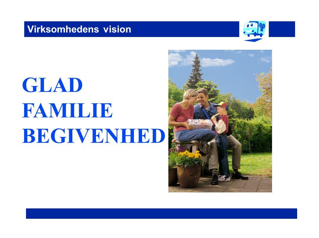 GLAD FAMILIE BEGIVENHED