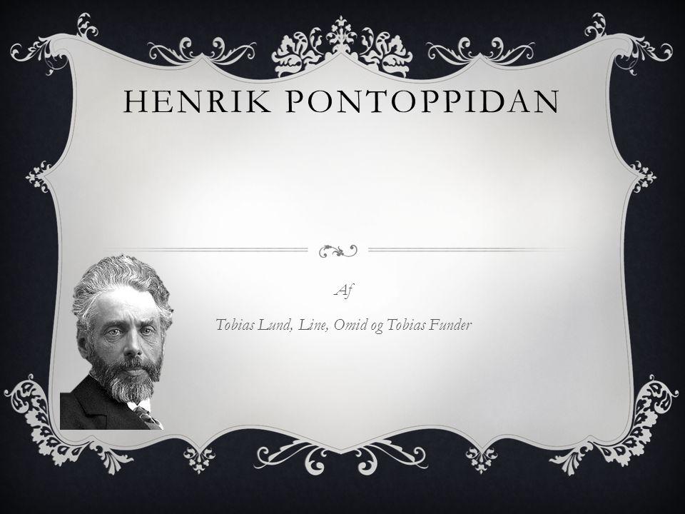 Af Tobias Lund, Line, Omid og Tobias Funder