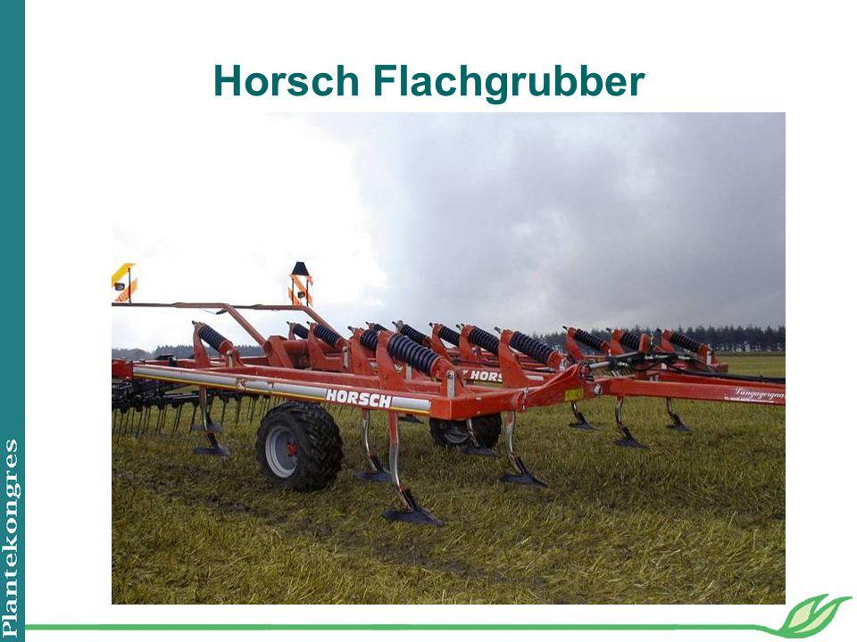 Horsch Flachgrubber