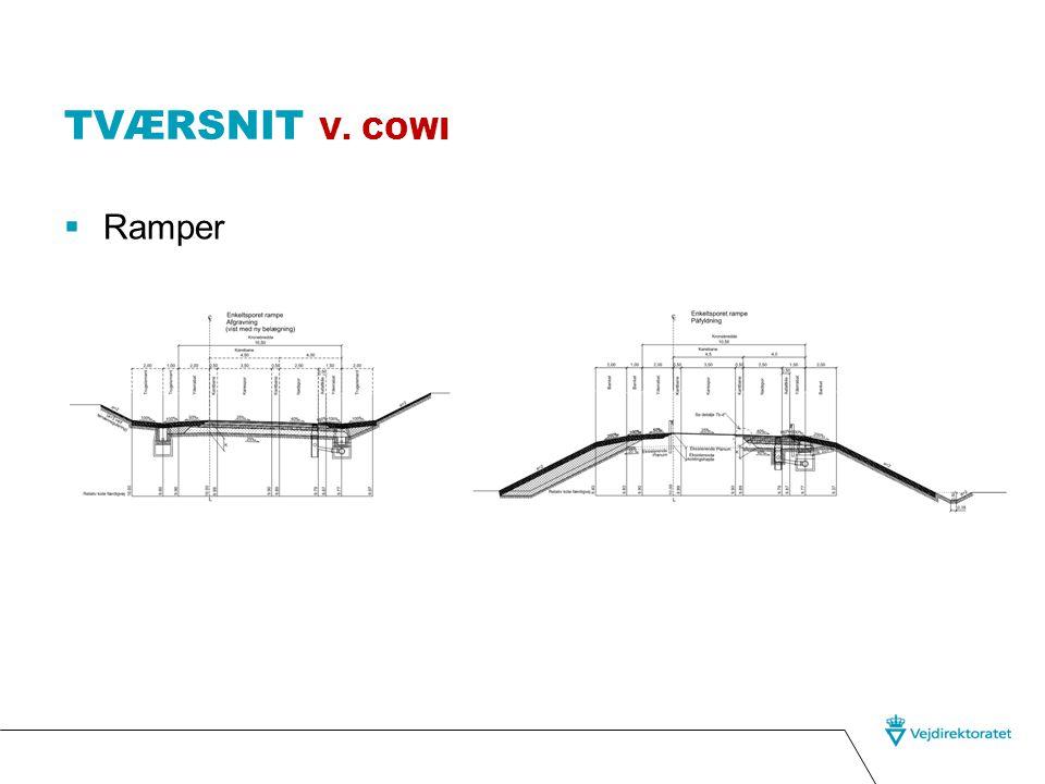 tværsnit v. COWI Ramper