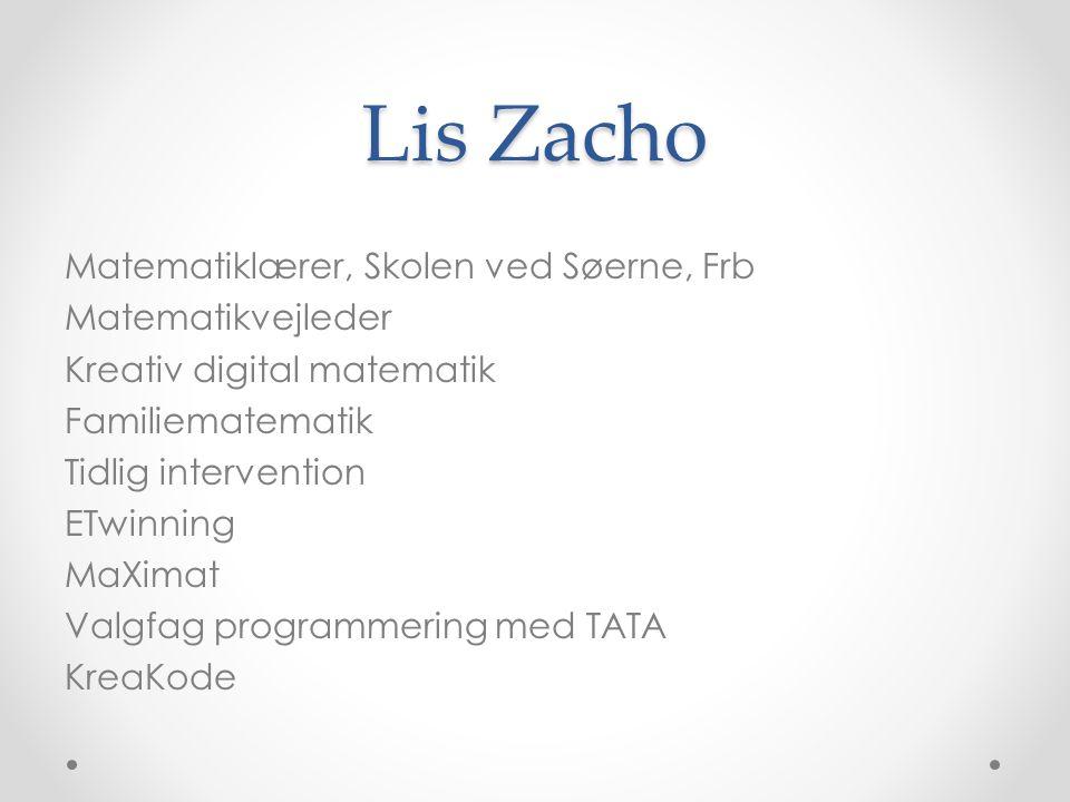Lis Zacho