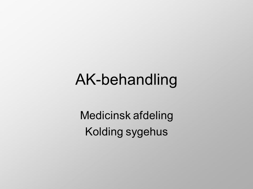 Medicinsk afdeling Kolding sygehus