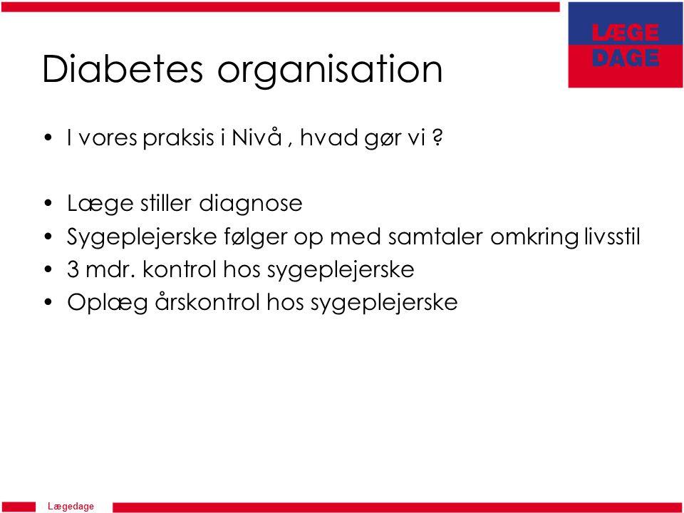 Diabetes organisation