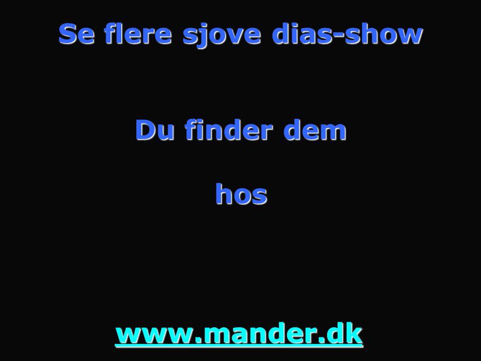 Se flere sjove dias-show