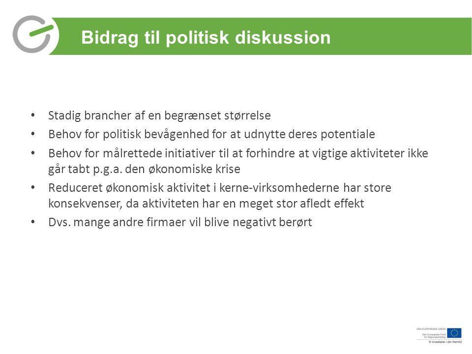 Bidrag til politisk diskussion