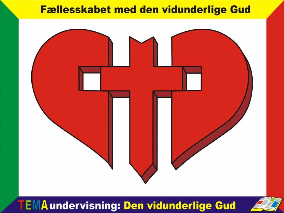 Reeves side 98: Uden korset ville vi aldrig have kunnet forestille os dybden og alvoren i ordene om, at Gud er kærlighed.